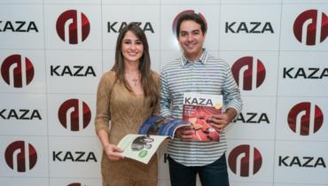 Coquetel RL + Revista Kaza