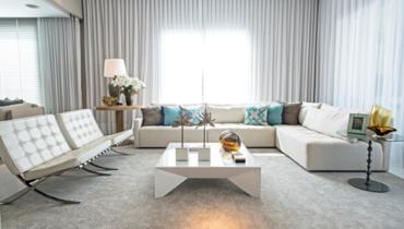 Com diversas funcionalidades, os tapetes são boa aposta para espaços residenciais ou corporativos.